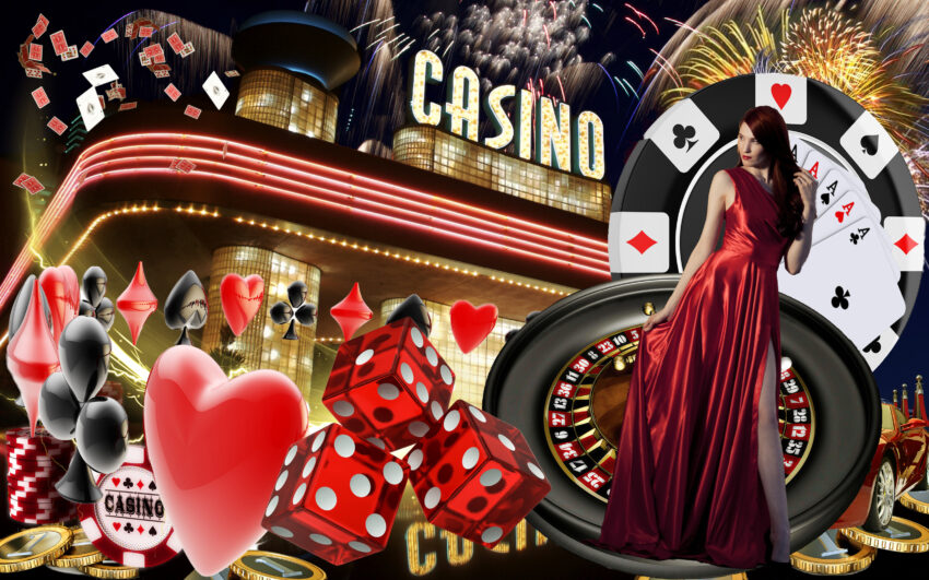 Casino Problems As Well As Just How To Unravel Them