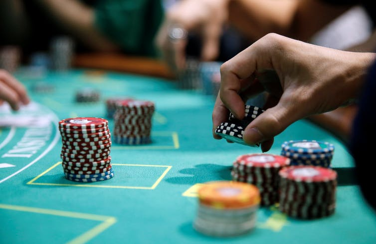 Four Errors In Casino That Make You Look Dumb