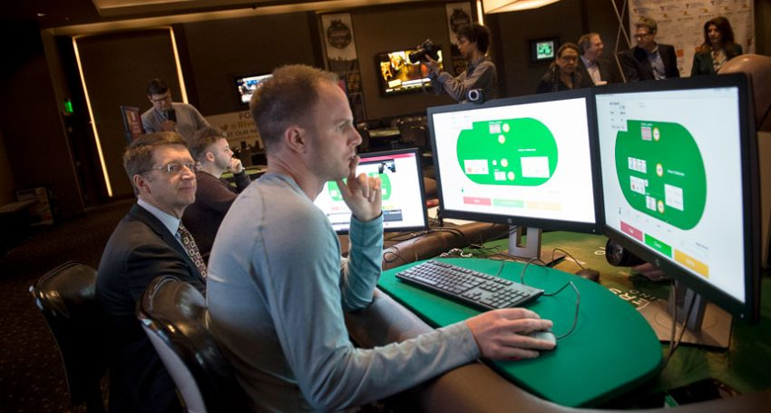 The Tried And True Method For Online Gambling